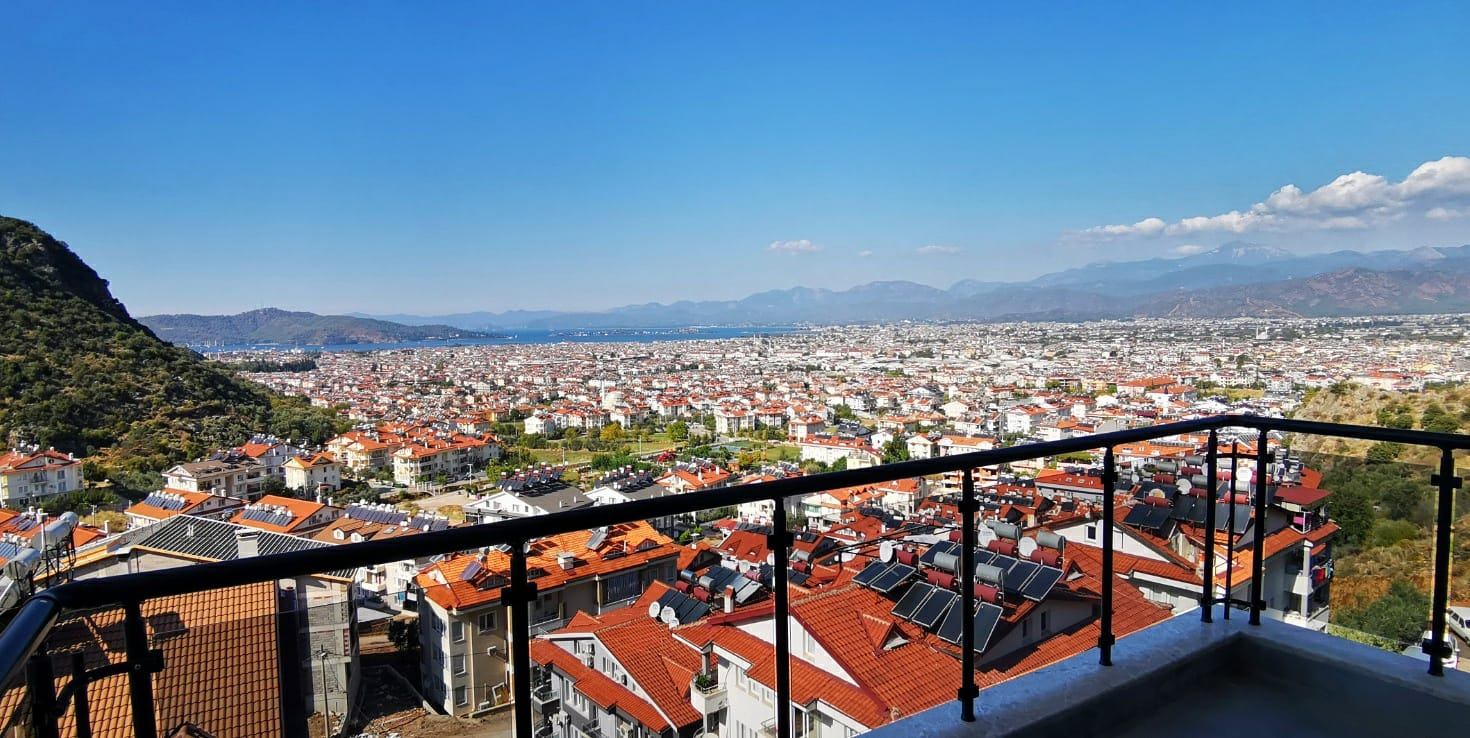 Taşyaka area new 2+1 apartment for sale