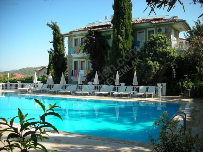 HOTEL READY TO SUMMER, FOR SALE IN OLÜDENİZ MAH OVACIK AREA FROM GOLDEN KEY