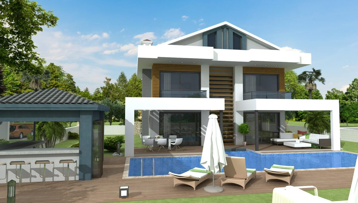 Hisar Center Villas - Nokta Homes - Fethiye (2)
