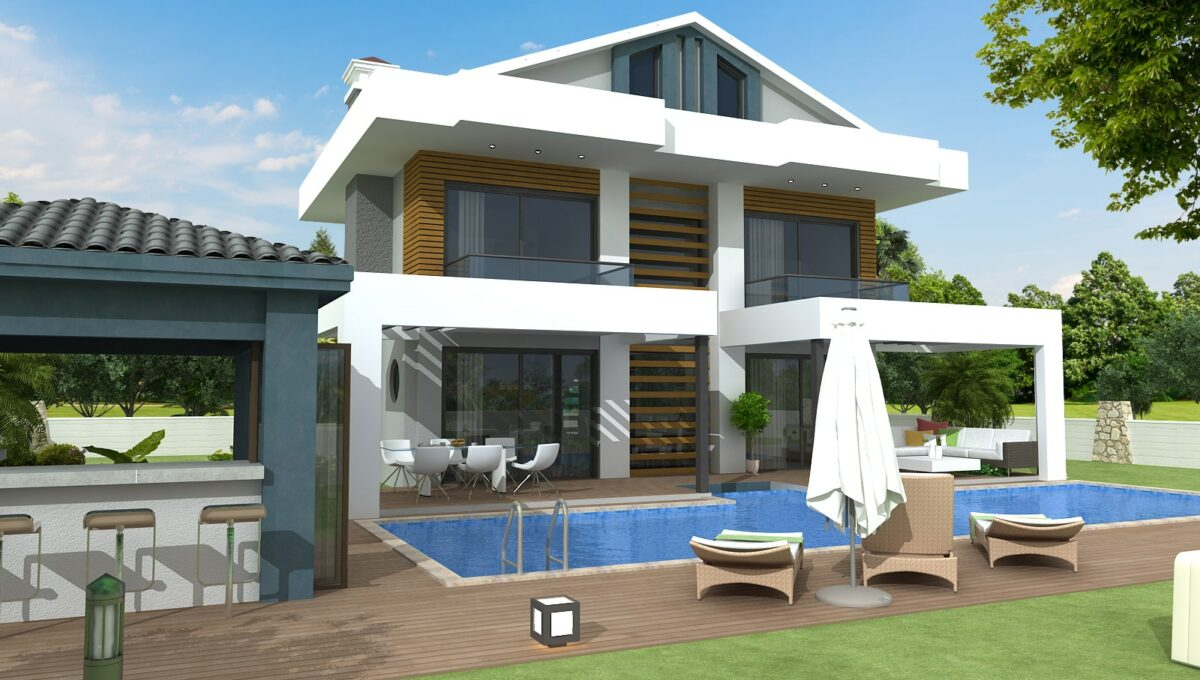 Hisar Center Villas - Nokta Homes - Fethiye (3)