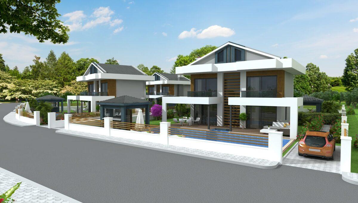 Hisar Center Villas - Nokta Homes - Fethiye (4)