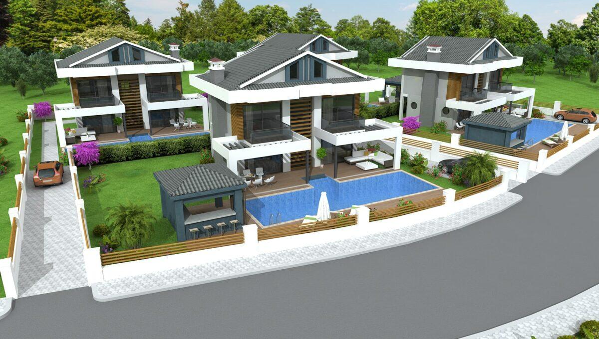 Hisar Center Villas - Nokta Homes - Fethiye (5)