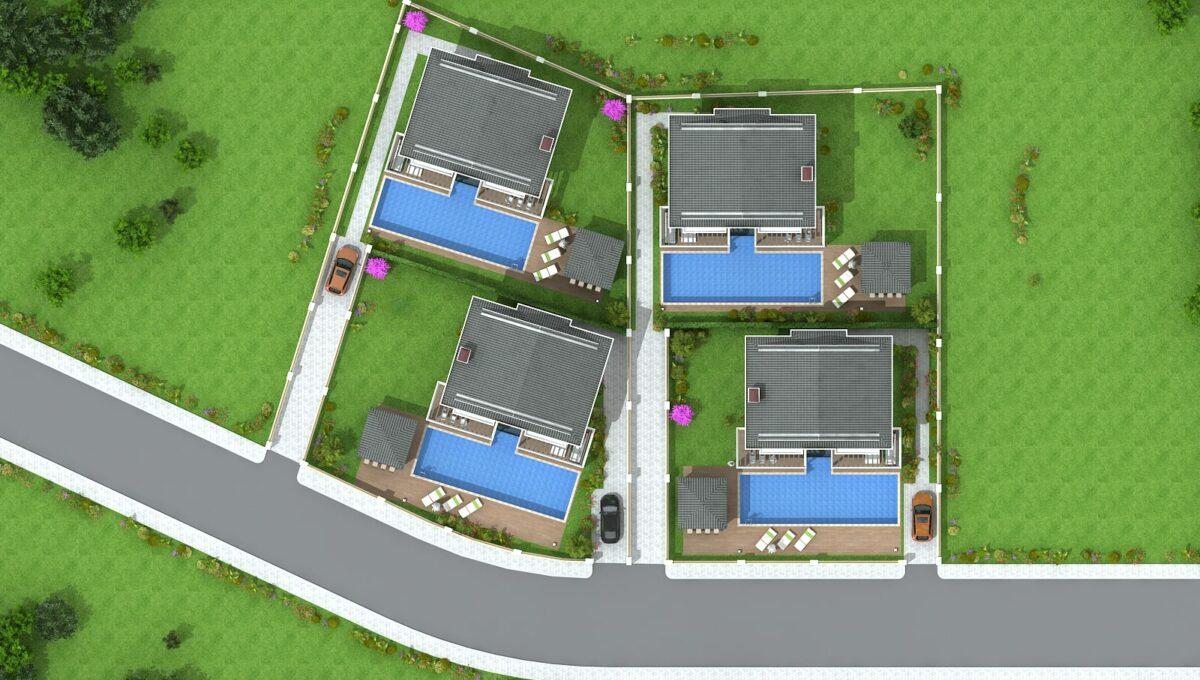 Hisar Center Villas - Nokta Homes - Fethiye (7)