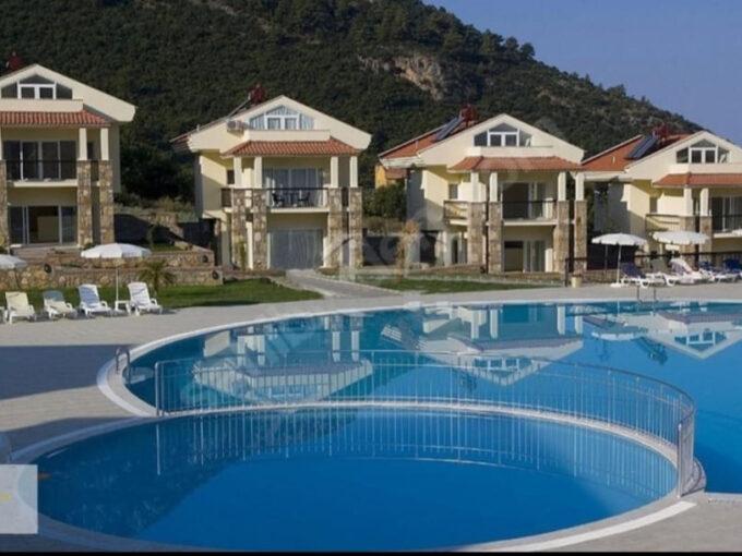 2 + 1 Apart with pool in Ölüdeniz – Ovacık Area 1.200.000 TL